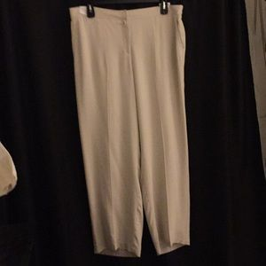 Eileen Fisher Silk Slouchy Pants XL may fit 1X